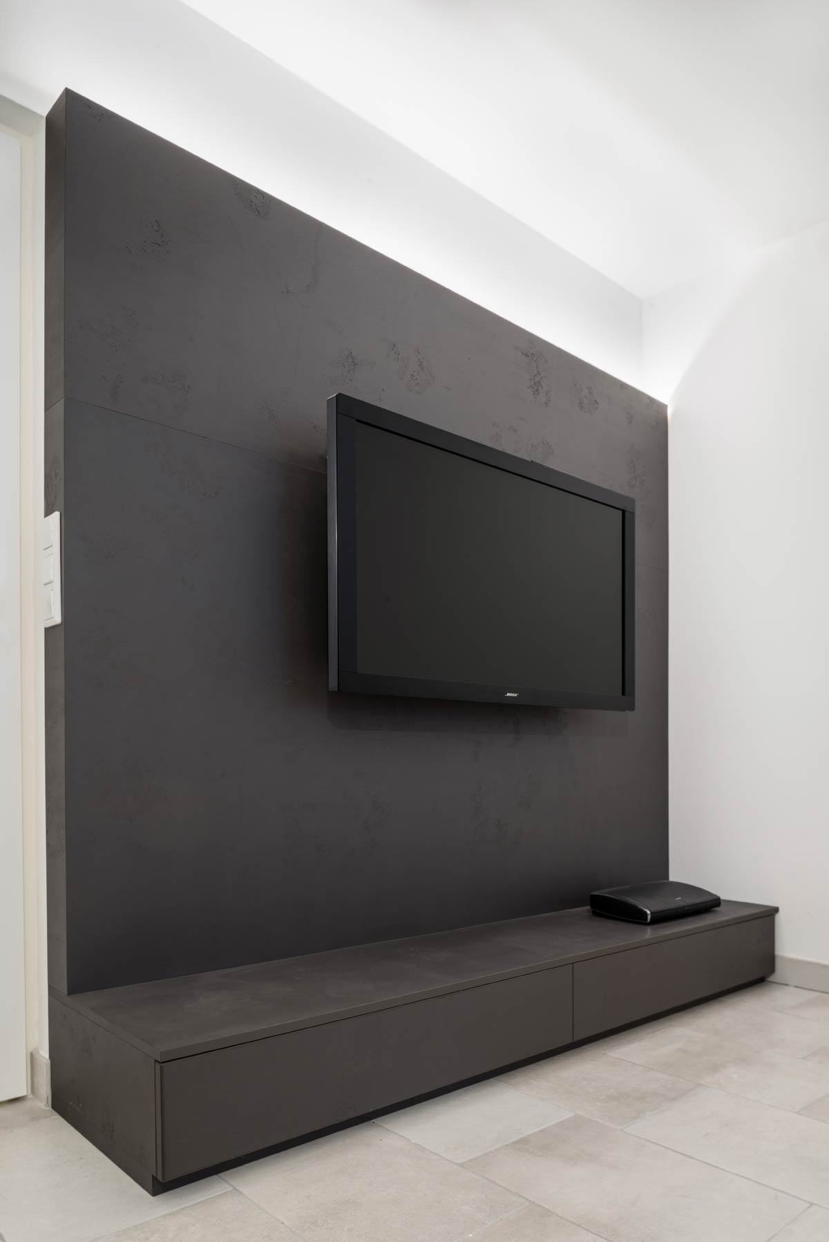 best wohnzimmer tv wand modern images house design ideas. Black Bedroom Furniture Sets. Home Design Ideas